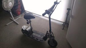 Kids Scooter....very fast ! AWESOME CHRISTMAS GIFT !