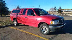 2000 Ford F-150 Pickup Truck Edmonton Edmonton Area image 2