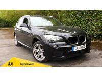 2014 BMW X1 sDrive 18d M Sport 5dr Manual Diesel Estate