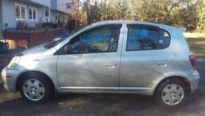 2005 Toyota Echo Hatchback $1300 OBO