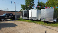 Full Inventory of Trailers Featuring, 7 x 12 Extra Tall
