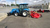 LS XR3037HC w/Loader CAB MODEL CLEAROUT TELL AUG.31