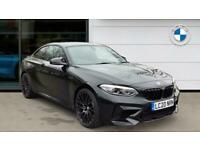 2020 BMW M2 Competition 2dr DCT Petrol Coupe Auto Coupe Petrol Automatic