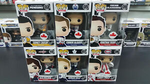 Funko POP! NHL Figures Now Available @ Breakaway! Crosby & More