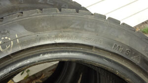 195/55/16 winter  tires only 3 Antractica 5