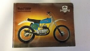 Bultaco Service Manual Pursang 250/370