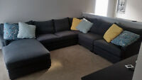 Premium sectional .as new