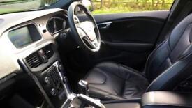 2015 Volvo V40 D4 (190) R DESIGN Lux Nav with Manual Diesel Hatchback