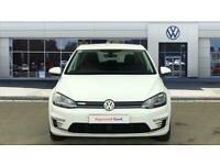 2019 Volkswagen Golf 99kW e-Golf 35kWh 5dr Auto Electric Hatchback Hatchback Ele