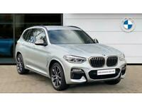 2019 BMW X3 xDrive M40i 5dr Step Auto Petrol Estate Estate Petrol Automatic