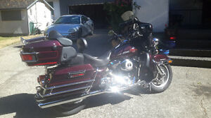 2006 HARLEY  ULTRA*****TRADE FOR BIKE OR MUSCLE CAR
