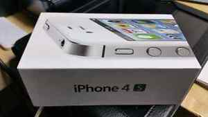 Iphone 4S White Kitchener / Waterloo Kitchener Area image 1