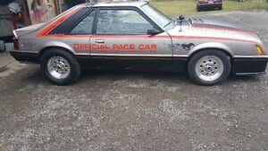 Mustang 1979 PACE CAR London Ontario image 1