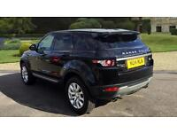 2014 Land Rover Range Rover Evoque 2.2 SD4 Pure 5dr Manual Diesel 4x4