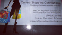 Carter's Shopping/Delivery Service
