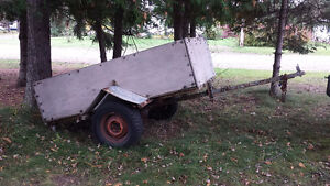 Great little utility trailer