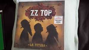 ZZ TOP DOUBLE GATEFOLD LIVE VINYL ! BRAND NEW !