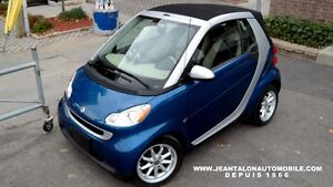 Smart fortwo 2dr Cabriolet Passion 2008