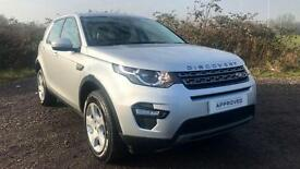 2017 Land Rover Discovery Sport 2.0 TD4 SE Tech 5dr (5 Seat) Manual Diesel 4x4