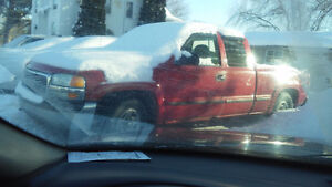Selling my chevy 600 as is wont start Stratford Kitchener Area image 2