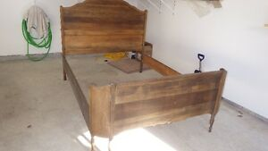 Antique Bed Frame