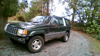 1996 Jeep Cherokee SUV, Crossover Looking for an offer