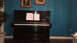 Antique 1864 steinway and son piano