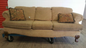 Beautiful Couch--Free Delivery