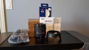 Nikon 24-85 Full Frame Lens