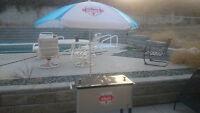 Coors light ice bin
