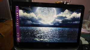 All in one HP Pavilion 23'' 8GB ram 1TB  i5 mint condition