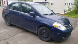 Used 2007 Nissan Versa 1.8 SL Sedan
