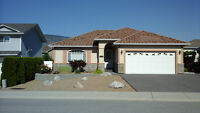 Beautiful rancher home in Oliver BC