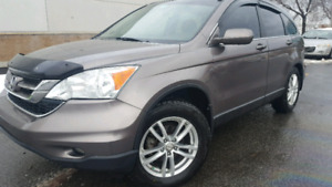 1 TAX 2011 Honda CR-V EX-L with Navi