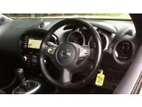 2016 Nissan Juke 1.2 DiG-T Acenta Premium with Manual Petrol Hatchback