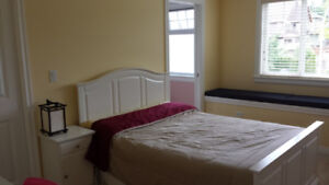 Fully Furnished Master Bedroom for Rent in Surrey ($500)