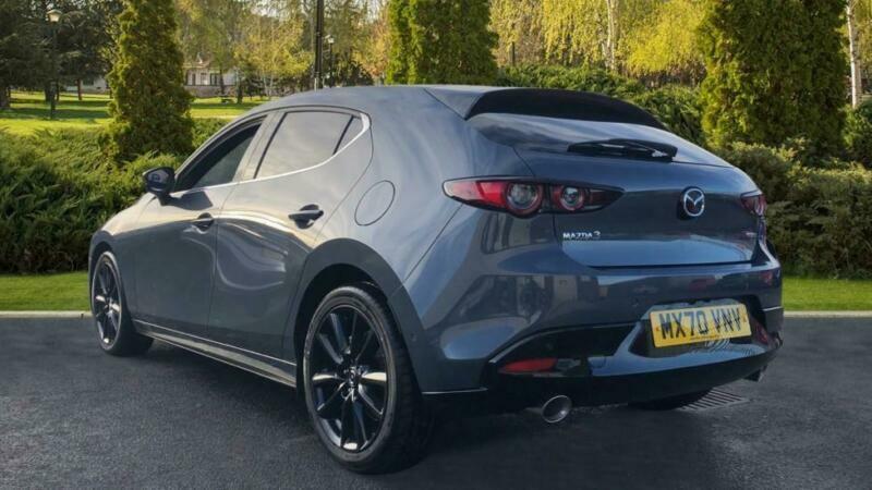 Mazda 3 2.0 Skyactiv-X MHEV GT Sport T Hatchback Petrol Manual