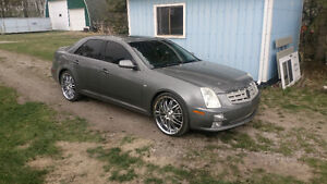 2006 Cadillac STS EURO CUSTOM only 164k original owner.