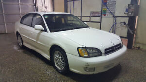 Updated: 2000 Subaru Legacy GT Sedan AWD, Manual