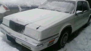 1990 Chrysler New Yorker Landau