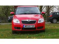 2009 Skoda Fabia 1.2 HTP 12v 2 5dr Hatchback Petrol Manual