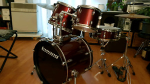 Batterie Ludwig drum