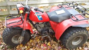 1983 Honda ATC Big Red 200E for sale or trade on ??