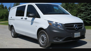 Transfer Bail 2016 Mercedes-Benz Metris