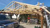 CARPENTERS & FINISHERS FOR HIRE