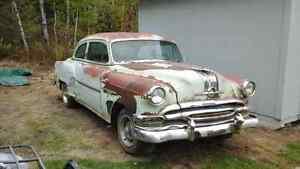 1954 Pontiac  2 Door