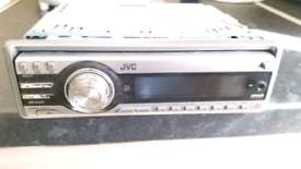 Jvc Car Cd Stereo sound system KD-G510