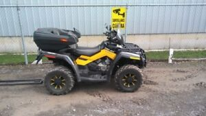 2011 Can-Am Outlander Max 800