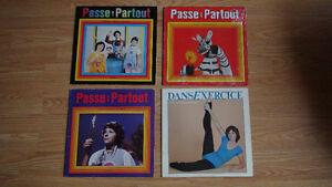 Collection de vinyles 33 tours