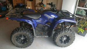 2009 Grizzly 700 with power steering
